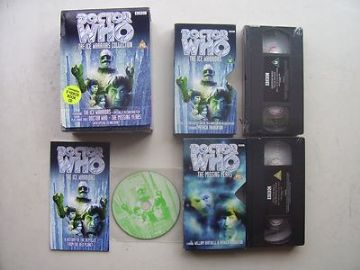 Doctor Who The Ice Warriors Boxed Collection NEW